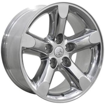 "20"" Dodge Durango replica wheel 2004-2009 Polished rims 9471194"