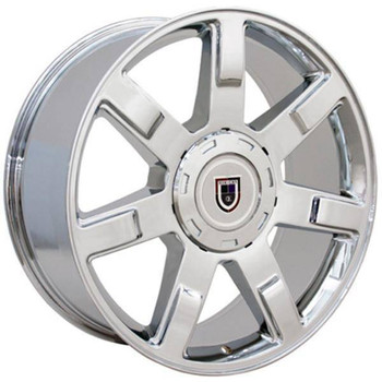 "22"" Chevy C2500 replica wheel 1988-2000 Chrome rims 8579267"