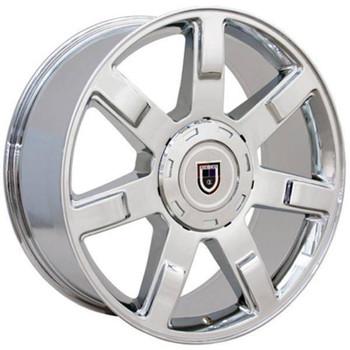 "22"" Chevy C2500 replica wheel 1988-2000 Chrome rims 8579267"