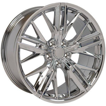 "20"" Chevy Camaro  replica wheel 2010-2018 Chrome rims 9506893"