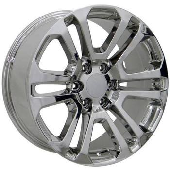 "22"" Cadillac Escalade replica wheel 1999-2018 Chrome rims 9506482"
