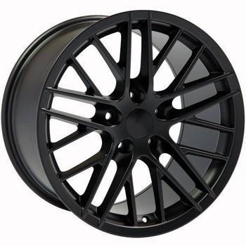 "18"" Pontiac Firebird  replica wheel 1993-2002 Satin Black rims 9498438"