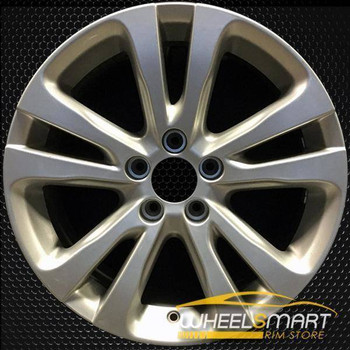 "17"" Chrysler 200 oem wheel 2015-2017 Silver alloy stock rim 2511"