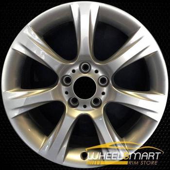"18"" BMW 4 Series oem wheel 2012-2018 Silver alloy stock rim 71542"