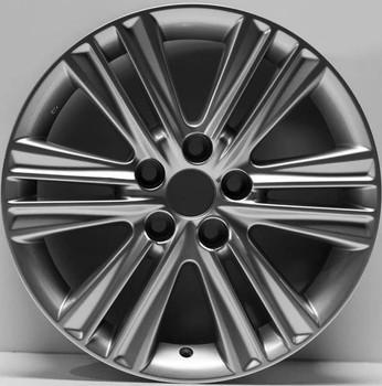 """17"""" Lexus ES330 Replica wheel 2013-2013 replacement for rim 74276"""