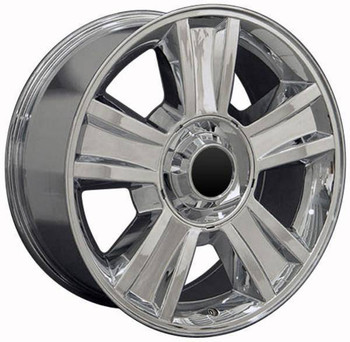 "20"" Chevy C2500 replica wheel 1988-2000 Chrome rims 6825640"