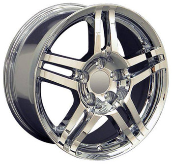 "17"" Acura ILX replica wheel 2013-2018 Chrome rims 8543645"