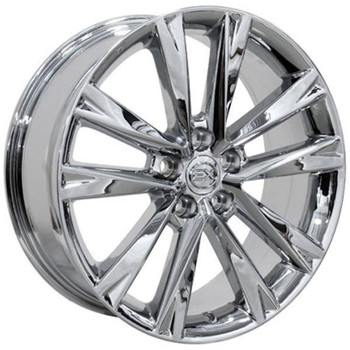 "19"" Toyota Sienna replica wheel 1998-2018 Chrome rims 9472290"