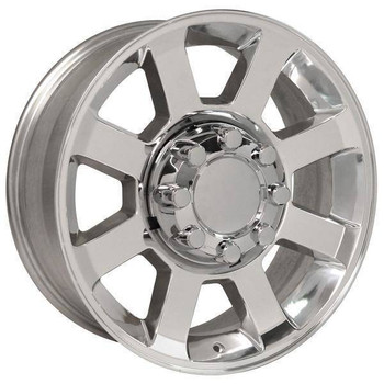 "20"" Ford F250 F350 replica wheel 2005-2018 Polished rims 9489820"