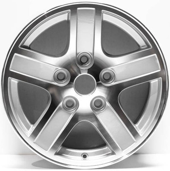 "17"" Dodge Durango Replica wheel 2004-2007 replacement for rim 2212"