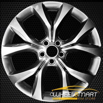 "19"" Chrysler 200 oem wheel 2015-2017 Hypersilver alloy stock rim 2515"