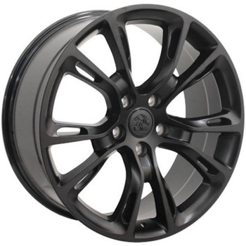 "20"" Dodge Durango replica wheel 2011-2018 Satin Black rims 9469794"