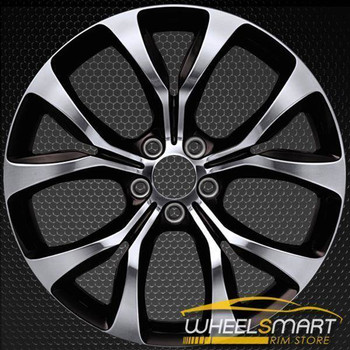 "19"" Chrysler 200 oem wheel 2015-2017 Polished alloy stock rim 2515"