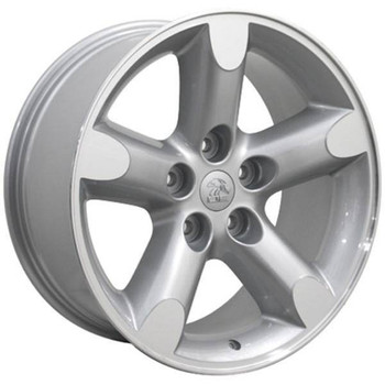 "20"" Dodge Durango replica wheel 2004-2009 Machined Silver rims 9471195"
