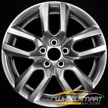"18"" Lexus NX200T oem wheel 2015-2016 Hypersilver alloy stock rim 74328"