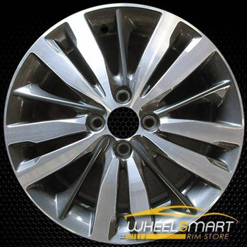 "16"" Honda Fit oem wheel 2015-2018 Machined alloy stock rim 64073"