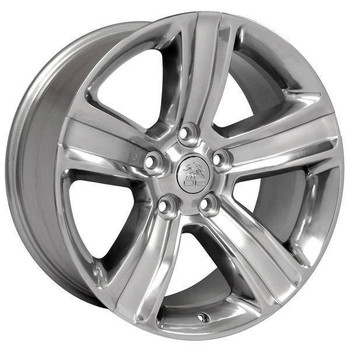 "20"" Dodge Durango replica wheel 2004-2009 Polished rims 9504060"