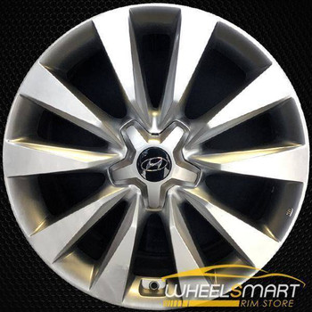 "19"" Hyundai Azera oem wheel 2012-2017 Hypersilver alloy stock rim 70828"