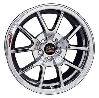 "18"" Ford Mustang  replica wheel 1994-2004 Chrome rims 8181974"