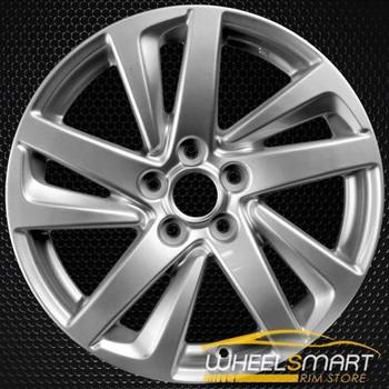 "16"" Subaru Impreza oem wheel 2015-2016 Silver alloy stock rim 68833"