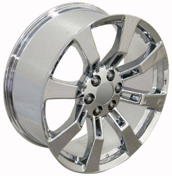 "20"" Cadillac Escalade replica wheel 1999-2019 Chrome rims 8579272"