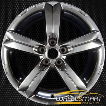 "17"" Chevy Sonic oem wheel 2013-2016 Hypersilver alloy stock rim 5569"