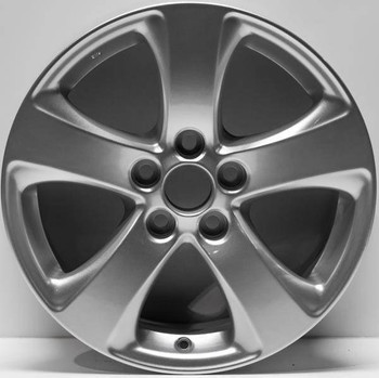 17 Toyota Sienna Replica wheel 2011-2017 replacement for rim 69584