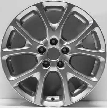 "17"" Jeep Cherokee Replica wheel 2014-2017 replacement for rim 9130"