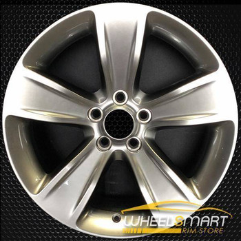 "18"" Dodge Challenger oem wheel 2015-2018 Silver alloy stock rim 2521"