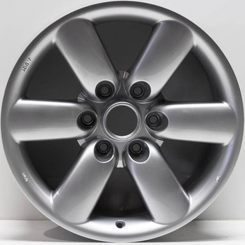 "18"" Nissan Titan Replica wheel 2008-2015 replacement for rim 62493"