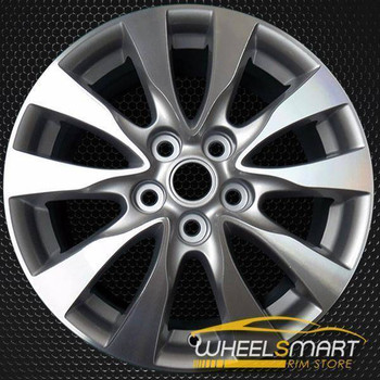 "17"" Buick Lacrosse oem wheel 2014-2016 Machined alloy stock rim 4113"