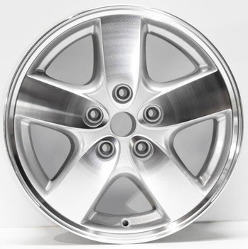 "16"" Dodge Caravan Replica wheel 2003-2007 replacement for rim 2184"