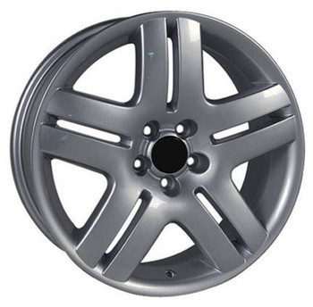 "17"" Volkswagen VW Passat replica wheel 1990-1997 Silver rims 5910409"
