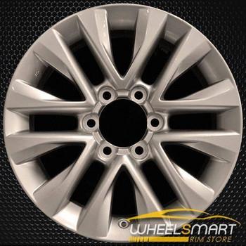 "18"" Lexus GX460 oem wheel 2014-2018 Silver alloy stock rim 74297"