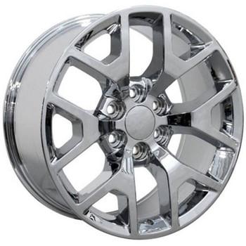 "22"" Chevy C2500 replica wheel 1988-2000 Chrome rims 9482435"