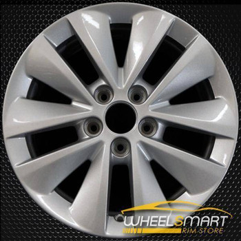 "16"" Dodge Dart oem wheel 2014-2016 Silver alloy stock rim 2550"