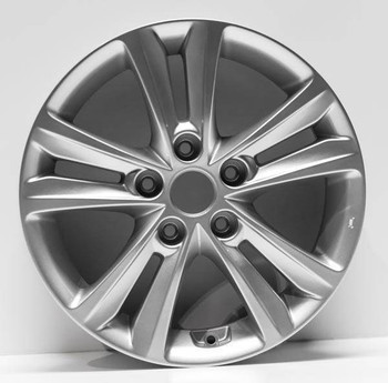 "16"" Hyundai Sonata Replica wheel 2011-2013 replacement for rim 70802"
