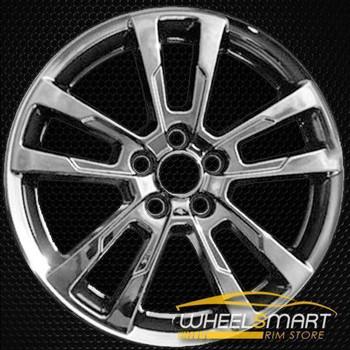 """17"""" Ford Focus oem wheel 2015-2017 Chrome alloy stock rim 97512"""