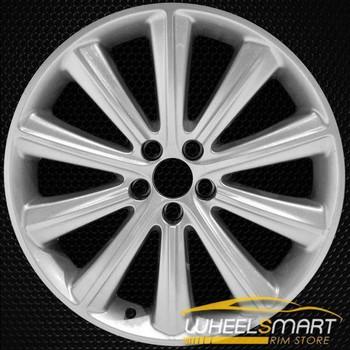 """20"""" Ford Flex oem wheel 2013-2018 Silver alloy stock rim 3934"""