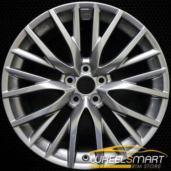 "20"" Lexus RX350 oem wheel 2016-2018 Charcoal alloy stock rim 74339"