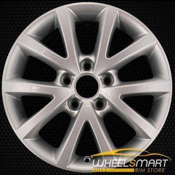 "16"" Volkswagen VW Jetta oem wheel 2010-2016 Silver alloy stock rim 69897"