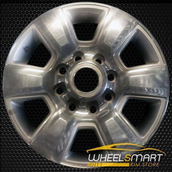 "18"" Dodge Durango OEM wheel 2014-2018 Silver alloy stock rim 2492"