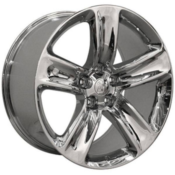 "20"" Dodge Durango replica wheel 2011-2018 Chrome rims 9471188"