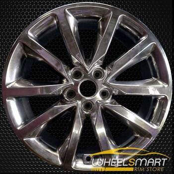 "19"" Kia Sorento oem wheel 2016-2018 Chrome alloy stock rim 74737"