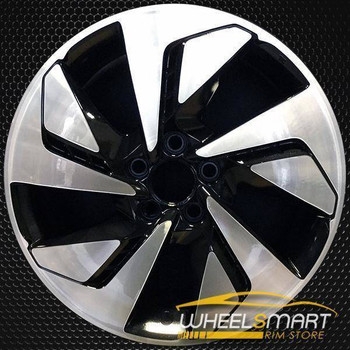 "16"" Honda Accord oem wheel 2016-2017 Machined alloy stock rim 64078"