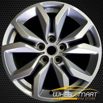 "18"" Chevy Impala oem wheel 2015-2018 Silver alloy stock rim 5712"
