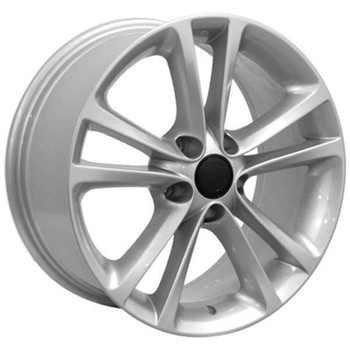 "17"" Volkswagen VW GTI replica wheel 2006-2018 Silver rims 9457387"