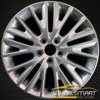 "17"" Ford Focus oem wheel 2015-2018 Silver alloy stock rim 10013"