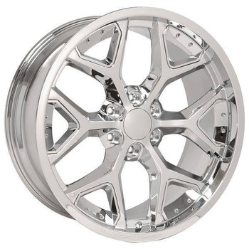"22"" Chrome Replica Wheel for Cadillac Escalade. Replacement Rims 9507478"