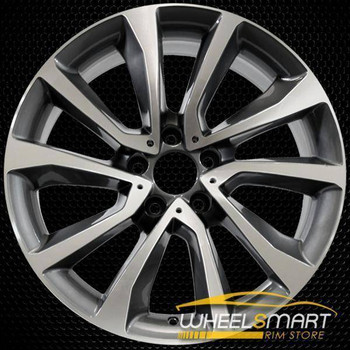 "19"" BMW X6 oem wheel 2015-2018 Front Machined alloy stock rim 86260"